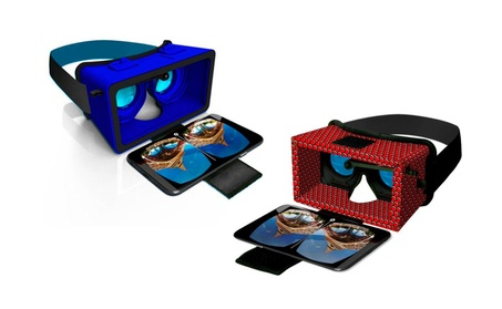 Adjustable Virtual Reality Cardboard Headset 7530ad1f-6ef6-4ee4-87c7-2a7d2b32e87e