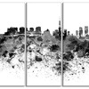 Tokyo Skyline - Cityscape Metal Wall Art
