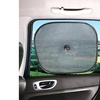 2-Pack 17''x15'' in. Car Window Shade- Protection from Harmful UV Ray