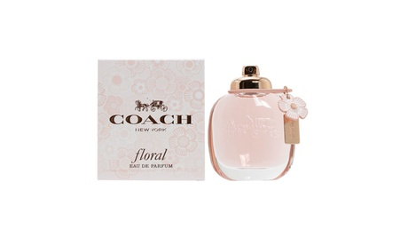 Coach Floral Eau de Parfum for Women (3 Fl. Oz.)