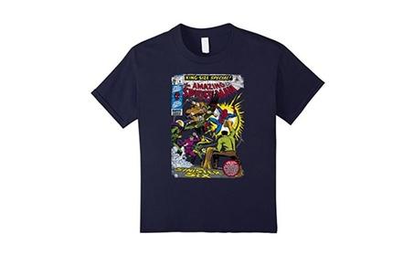 Spider-Man Sinister Six Comic T-Shirt f252214e-f0f4-43f8-b115-91857075d010