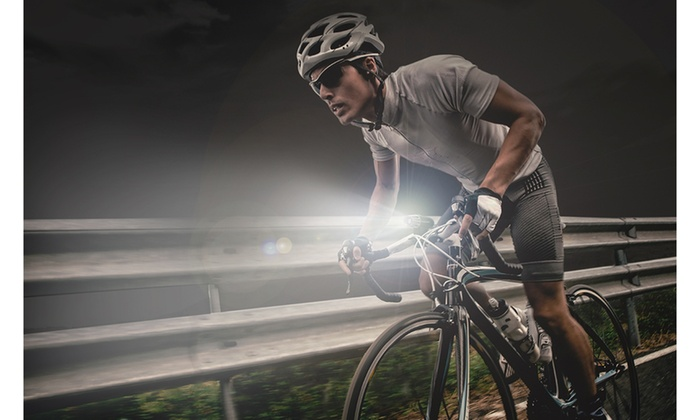 Aduro Sport Led Bicycle Rechargeable Headlight ...