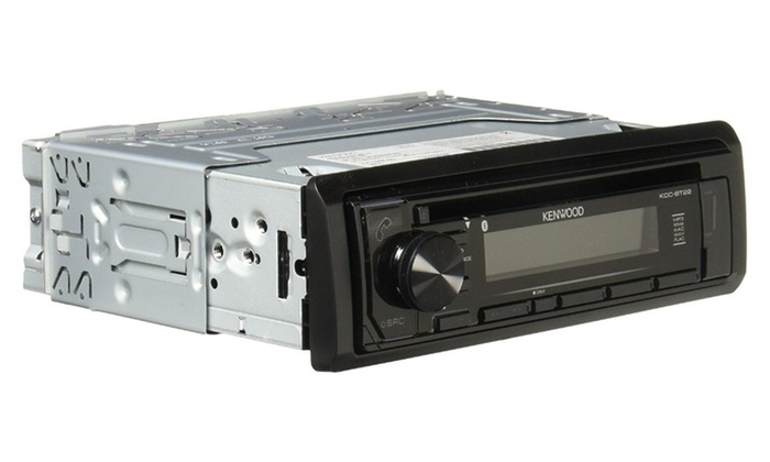 Kenwood In-Dash CD Receiver w/Bluetooth iPod/iPhone/Pandora/Spotify