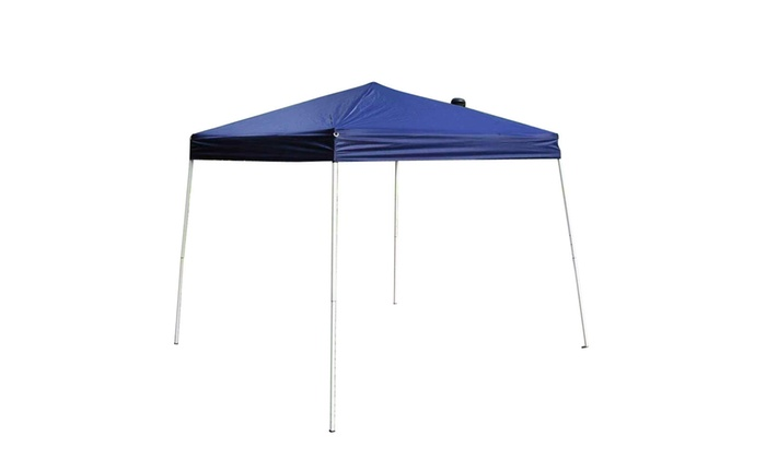 Wedding Party Tent Foldable Gazebo Beach Canopy Blue