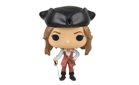 Pirates of the Caribbean Elizabeth Vinyl Action & Toy Figures Doll 76fbfe82-e16f-400f-a068-08a0ebdb2a8c