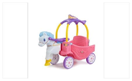 Little Tikes Princess Horse & Carriage 5ebc64f3-2b3e-42c9-83d9-f9f07c8f70e8