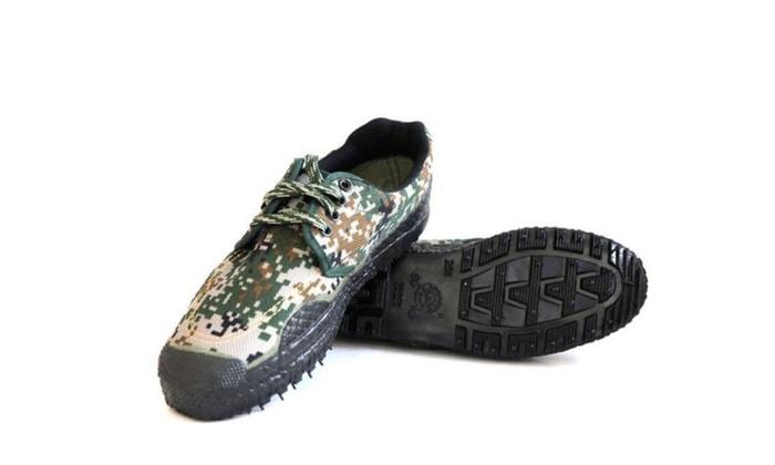 Men's Simple Cattlehide Hiking Shoes