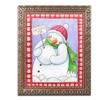 Jennifer Nilsson 'Snowballs for Sale' Ornate Framed Art