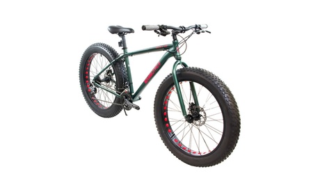 "Mammoth 2.0 - Aluminum Fat Tire Bicycle with Shimano Alivio 27-Speed (19.5"") 705a0e71-4361-4ca6-aed6-79b9f7ab09f5"