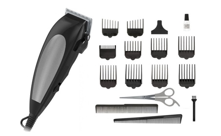 Hair Removal Trimmer Haircut Kit 18 Pieces 87bc8f15-8420-401d-bbdf-dfa6ab70ed30