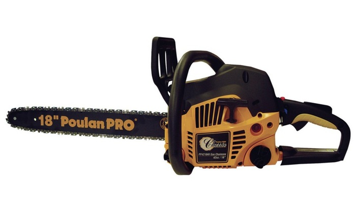Chainsaw 42cc 18In
