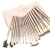 Professional Makeup Brush Set Cosmetic Brush Kit Makeup Tool (12-Pcs)