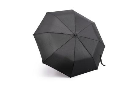Oak Leaf Automatic Compact Umbrella Foldable Rain Golf Umbrella 1206144b-5daa-4419-a260-e7d9022f67cb