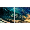 Assorted Photographic Prints 3-Panel HD Canvas Tryptic Wall Art
