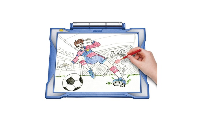 Up To 33% Off on Crayola Light-up Tracing Pad ... | Groupon Goods