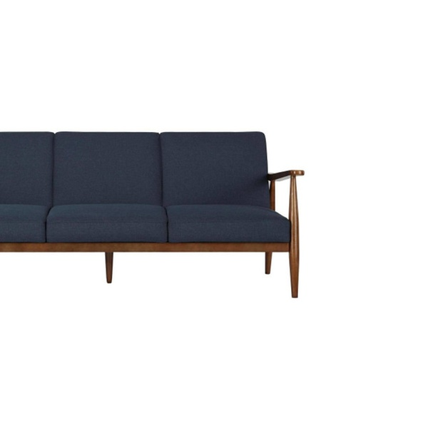 Better Homes And Gardens Flynn Mid Century Futon Multiple Colors Groupon