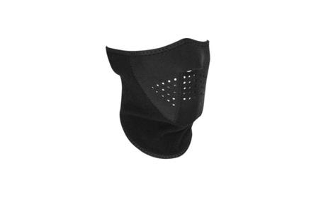 3 Panel Half Mask Fleece Neck Section Zan Headgear 64b9c4c7-6005-46f5-ab5a-dcf5cfaf5231