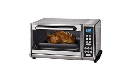 Cuisinart CTO-140PCFR Toaster Oven Broiler Refurbished 428e19bc-411f-49d6-b2d5-2b0fb0dfefe8