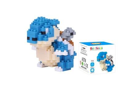 LNO Pokemon Figures Model Toys Blastoise Building Blocks kids toys 9ff315ab-3787-488a-a4a3-bf9d358ef54b