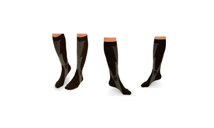 Elastic  Compression Therapy Socks-10 point