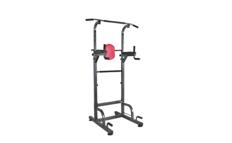 Equipment Versatile Exercise Tower for Home Gym Workout Strength