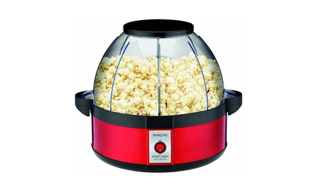 Waring Pro 20 Cup Popcorn Maker with Halogen Heater - Refurbished 7f987713-7a7e-4680-a98e-6eacddba7abc