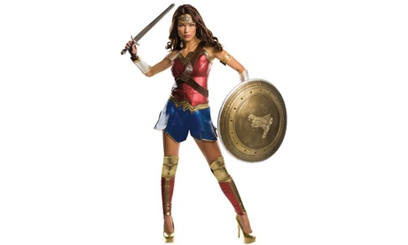 Batman v Superman Wonder Woman Grand Heritage Adult Costume 68379b13-2f35-42e0-bd84-9496c6a869ae