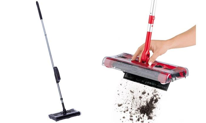 Cordless Floor And Carpet Sweeper Carpet Vidalondon