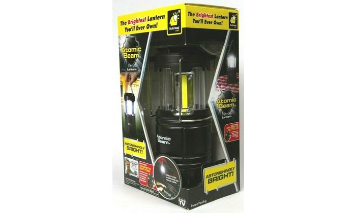 Atomic Beam Lantern by Bulbhead