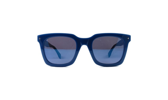 f1462076a81a Fendi 0216/S 0pjp Blue With Blue Sky Mirror Lens | Groupon