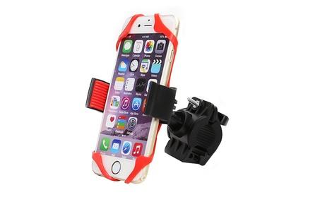 Motorcycle Phone Holder Secure Bicycle Handlebar Phone Mount Bracket b0b7e1ed-fe60-4145-91fe-90d4ac711cfe
