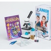 JuniorScope Ultimate Microscope for Kids with Starter Kit