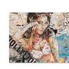Ines Kouidis 'Hollywood' Canvas Art