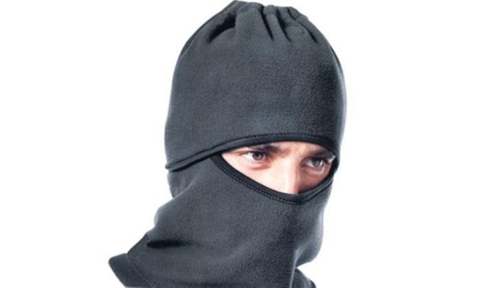Unisex Thermal Fleece Balaclava Winter Hood Hat - 3 Pack ... e96e1d5978b