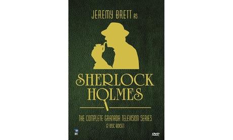 Sherlock Holmes: The Complete Granada Television Series c3a36be2-2d7b-4e92-8d07-4ed6368de15b