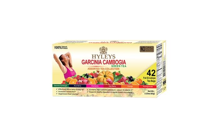 Hyleys Garcinia Cambogia Green Tea Groupon