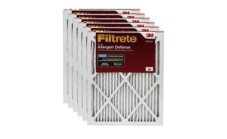 3m 25in. x 25in. Filtrete Micro Allergen Filter 9815DC-6 - Pack of 6 081e49c3-05d8-4517-b2c7-d279cbeff7a7