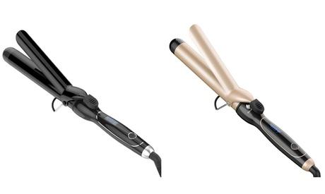Miropure 1.25 inch Curling Iron w/ Tourmaline Ceramic Coating & Bonus Accessories