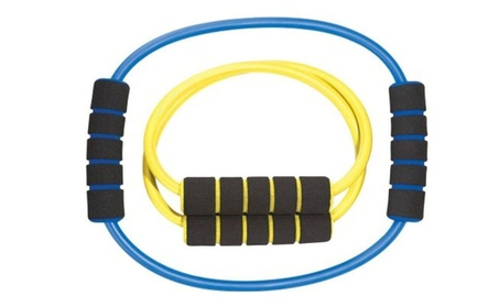 Exercises and Fitness Gym Equipment Short Resistance Tubes