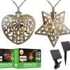 Solar-Powered Decorative String Lights
