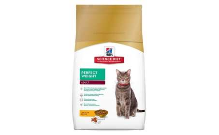 Hill's Science Diet Adult Perfect Weight Dry Cat Food 11b25f0a-8239-4c77-bf64-a8d4283998cf