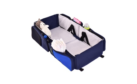 3 in 1 Portable Infant Baby Bassinet Diaper Bag Changing Station Nappy 4d670f1c-b8c4-45e6-9b4f-66e6704339f7