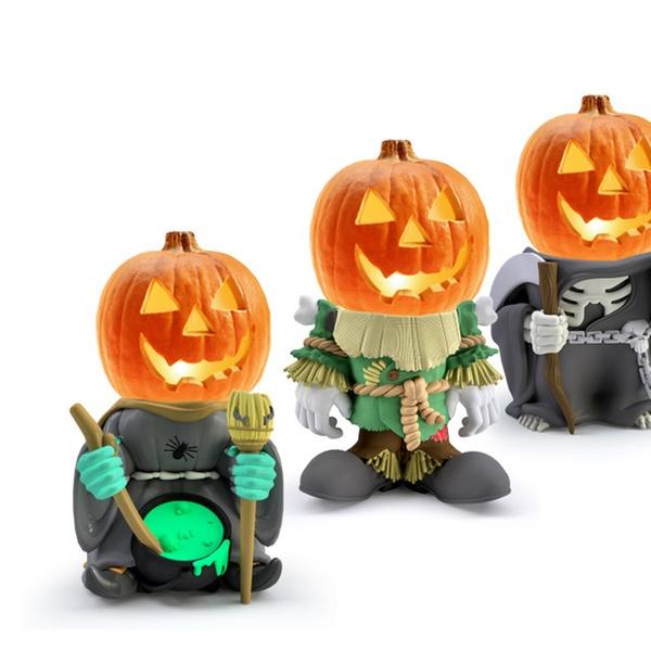 Pumpkin People Pumpkin Stands Groupon