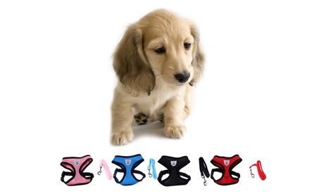 Pet Dog Collars Cute Small Nylon Dog Harness Accessories Dog Lead bc0c99ee-6e1f-4816-89a3-e893c0c9335d