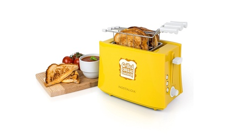 Nostalgia TCS2 Grilled Cheese Sandwich Toaster 297a23d0-7c89-4c96-bea8-97da912bc010