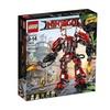 LEGO Ninjago Fire Mech 70615 Building Kit 944 Piece
