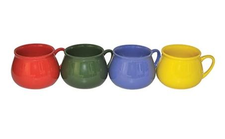 Premium Connection 4 Piece Soup And Latte Set af77f217-6efb-48d4-a4b7-d238ecfb8a04