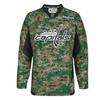 Reebok Washington Capitals Practice V-Neck Army Jersey - Digital Camo