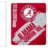 Alabama Crimson Tide Fleece Throw