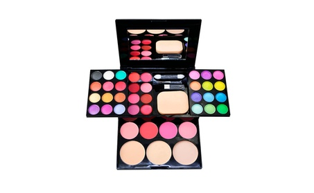 Unique Matte Shimmer Eyeshadow Palette Makeup Kit Set